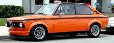 BMW 2002ti Touring Alpina