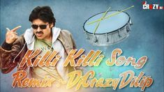 Killi Killi Song (Remix)-DjCrazYDilip(www. Old Song Download, Music Download, Audio Songs, Mp3 Song, Latest Dj Songs, Dj Mix Songs, New Dj Song, New Years Song, Anna