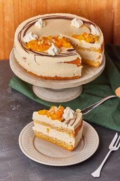 Apple Desserts, Vanilla Cake, Panna Cotta, Sweets, Healthy Recipes, Foods, Cakes, Seasons, Eat