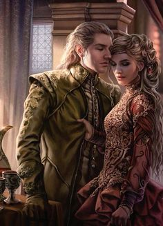 Jaime  Cersei Lannister, A Song of Ice and Fire.