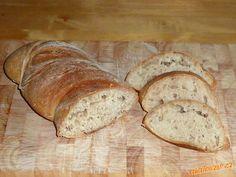 Kořenový chléb špaldový
