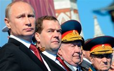 Seven reasons to explain Vladimir Putin's popularity cult - Telegraph