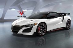 Rumors about Acura NSX Type-R for the next year  #AcuraNSXTypeR #NSXTypeR #acura