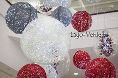 Светильник шар светодиодный купить в интернет-магазине МАФ и арт объектов Lago Verde Ornament Wreath, Ornaments, Garden Lamps, Wreaths, Home Decor, Decoration Home, Door Wreaths, Room Decor, Christmas Decorations