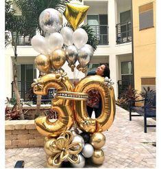 DreamARK Events provide unique theme decoration indoor and outdoor. Special balloon design, wedding flower arrangements, drapes, ceiling decor, Etc. Ballon Decorations, Balloon Centerpieces, Balloon Columns, Balloon Arch, Deco Ballon, Ballon Ballon, Ballon Arrangement, 30th Birthday Balloons, Gifts