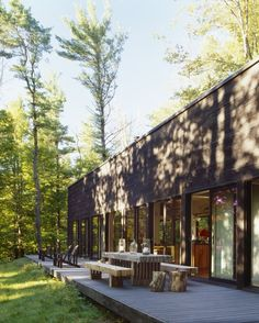 Sixteen Doors House designed by studio Incorporated Architecture & Design