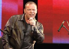 Ali Campbell - UB40 Seen in Concert at the Civic in Auckland and Pukekura Park, New Plymouth