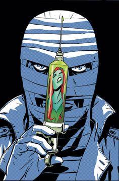 DC Hush w/ Poison Ivy