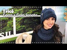 GORRO E GOLA SONATA EM TRICÔ com Vitória Quintal - Programa Arte Brasil - 20/07/2017 - YouTube