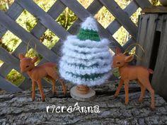 Alberello natalizio by ricreAnna  http://ricreanna.wordpress.com/