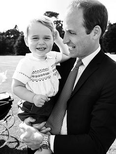 See Princess Charlotte, Prince George, Princess Kate and Prince William in Their Most Perfect Family Photo Yet (Plus 3 More Amazing Pictures!)  The British Royals, The Royals, Kate Middleton, Prince William, Princess Charlotte