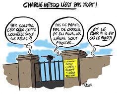 Charlie Hebdo : le sang et la liberté | L'Humanité