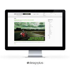 Diseñamos y desarrollamos el sitio web para la marca de #Bosi, Addict by Bosi. Conoce más sobre este proyecto aquí http://s.designplus.co/AddictbyB0si