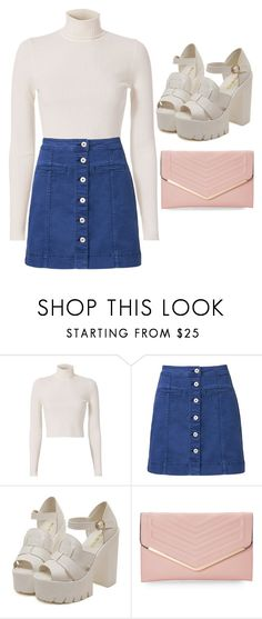 """Untitled #9"" by abriellekitty ❤ liked on Polyvore featuring A.L.C., Witchery and Sasha"