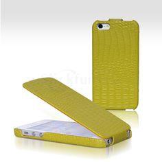 iPhone 5 Genuine Leather Case