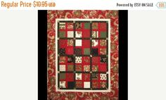 SALE-KITS,PATTERNS Pattern, Simply Charming Quilt by Cozy Quilt Designs Fast Shipping Pt398