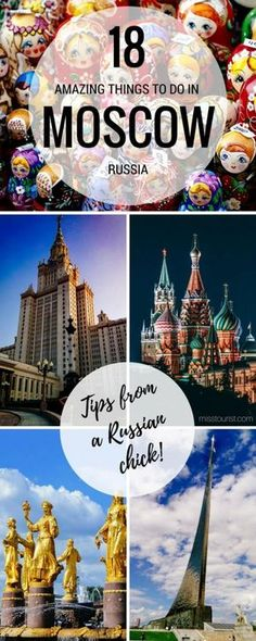 18 best things to do in Moscow Russia misstouristcom