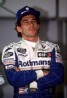 GP von Italien in Imola 1994 Ayrton SENNA