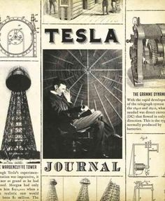 Nikola Tesla is the towering geniuswho made the modern world. All the electrical devices around us owe something to him. Not only did he invent many of the gadgets we depend on today, he had a vision