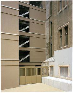 Urban housing and crèche, Sergison Bates Architects - Atlas of Places