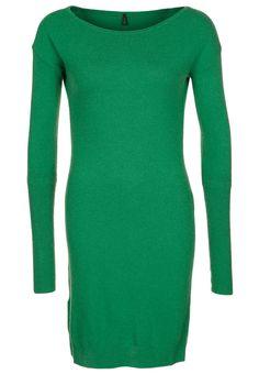 Benetton Knitted Dress - green