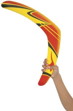 Toysmith Big Bad Boomerang | shopswell