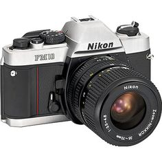 Nikon FM10 35mm SLR Camera with 35-70mm Lens 1689 B&H Photo | B&H Photo Video  One day <3