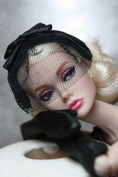 .Well, now that Ken is layed to rest I wonder what my chances are with G.I. Joe......  Widow Barbie