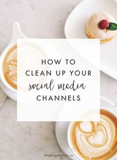 Social Media Declutter - How to Clean Up your Social Media via The Blog Market