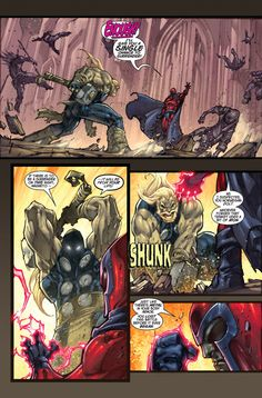 Ultimates 3 Issue #4 - Read Ultimates 3 Issue #4 comic online in high quality