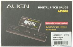 Align HET80001 AP800 Digital Pitch Gauge ** Details can be found by clicking on the image.Note:It is affiliate link to Amazon. #follow