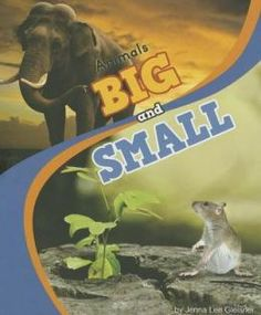 Big and Small by Jenna Lee Gleisner
