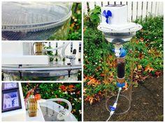 Joven australiana inventa dispositivo que produce energía y agua limpia con el sol / EcoInventos.com