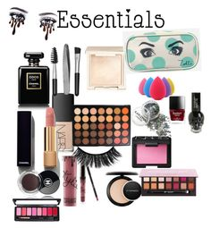 """Untitled #106"" by anisabel60 ❤ liked on Polyvore featuring beauty, NARS Cosmetics, Chanel, Kylie Cosmetics, Sephora Collection, Morphe, MAC Cosmetics, Anastasia Beverly Hills, Jouer and Zoella Beauty"