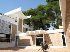 Saint-Paul-de-Vence - The Maeght Foundation
