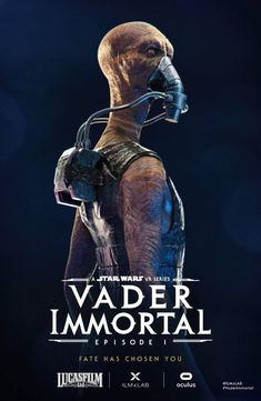 Vader Immortal Posters Revealed For San Diego Comic-Con Star Wars Gadgets, Finn Poe, Star Wars Video Games, Episode Vii, The Old Republic, San Diego Comic Con, Love Stars, Chewbacca, Obi Wan