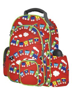 d8db88032c0e The small gooie backpack that is big on the inside! Side pocket for a drink