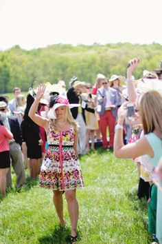 Let the best dressed contest and attendees at the 2013 UROW guide you! www.facebook.com/UniversityRow