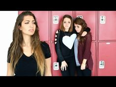 How Girls Act On The Last Day Of School! - YouTube