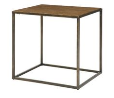 Soho Rectangular End Table by La-Z-Boy