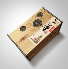 Beautiful mooncake #packaging Be sure and enlarge this so you can see all the details PD