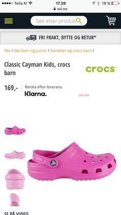 Crocs str 27