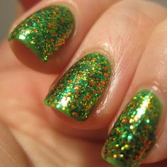 Red Carpet Lacquer Clover