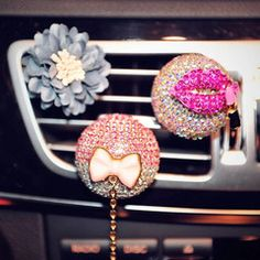 Driving need not be the same again with all these lovely girly car accessories. So make this Mother's Day special for the special woman in your life and shop at www.carsoda.com