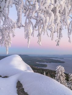 Finland, Places To Visit, Mountains, Colors, Winter, Nature, Travel, Beautiful, Winter Landscape