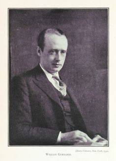 William Gerhardi, born in St Petersburg in 1895, was an Anglo-Russian author & playwright. His writing was acclaimed as an influence on many peers incl. HG Wells, Graham Greene, Evelyn Waugh & his 1st novel, 'Futility' was sponsored by Katherine Mansfield