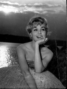 Mylène Demongeot Actrice française, Cinéma et Beauté