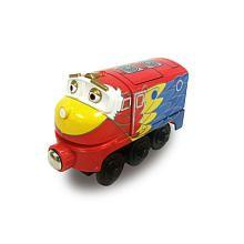 Chuggington Wooden Railway Engine - Parrot Wilson 7.99