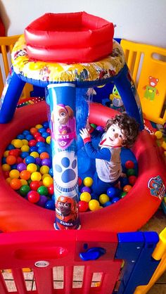 19 Best Ball Pit Ideas Images Kids Playing Playroom