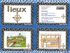 La classe de Madame Valérie: Atelier d'écriture LIEUX